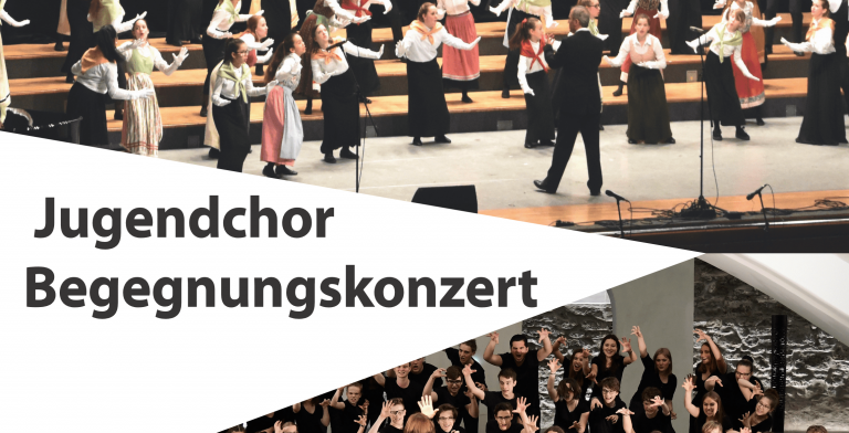 Jugendchor Begegnungskonzert